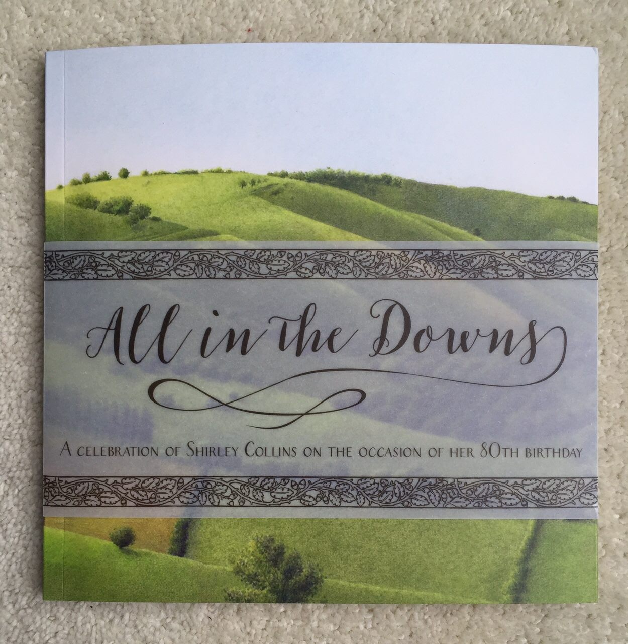 all in the downs